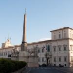 Amici di Roma Day: Palazzo Quirinale and Colosseo