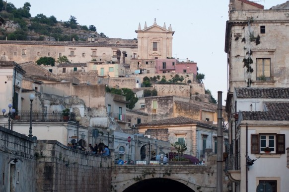 Scicli, Sicily and the trip home