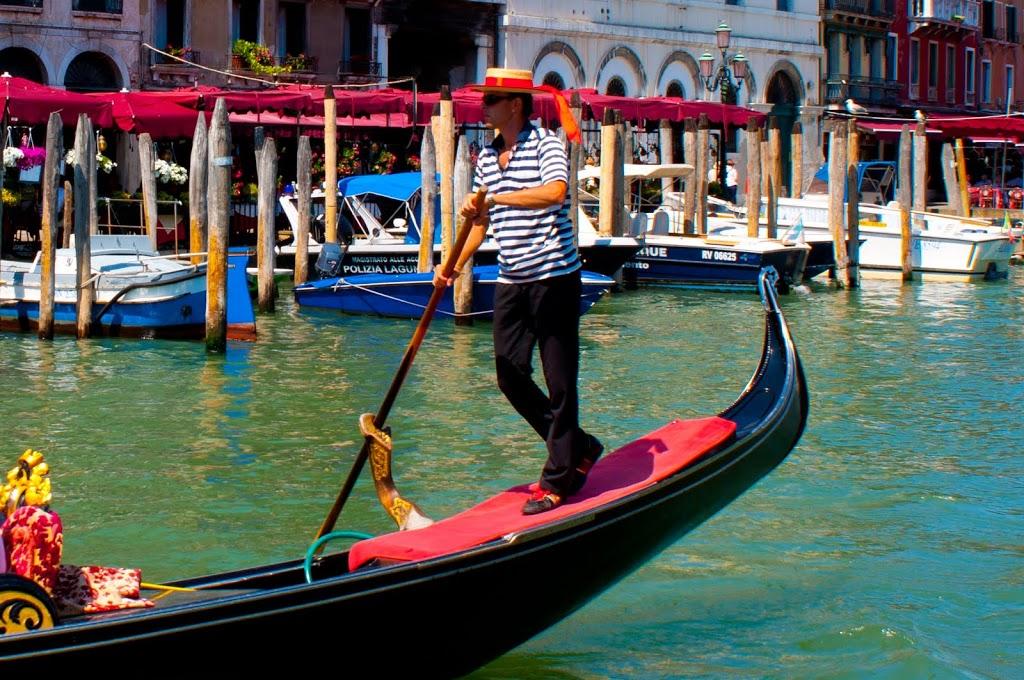Fabiene's Visit – Trip to Venice