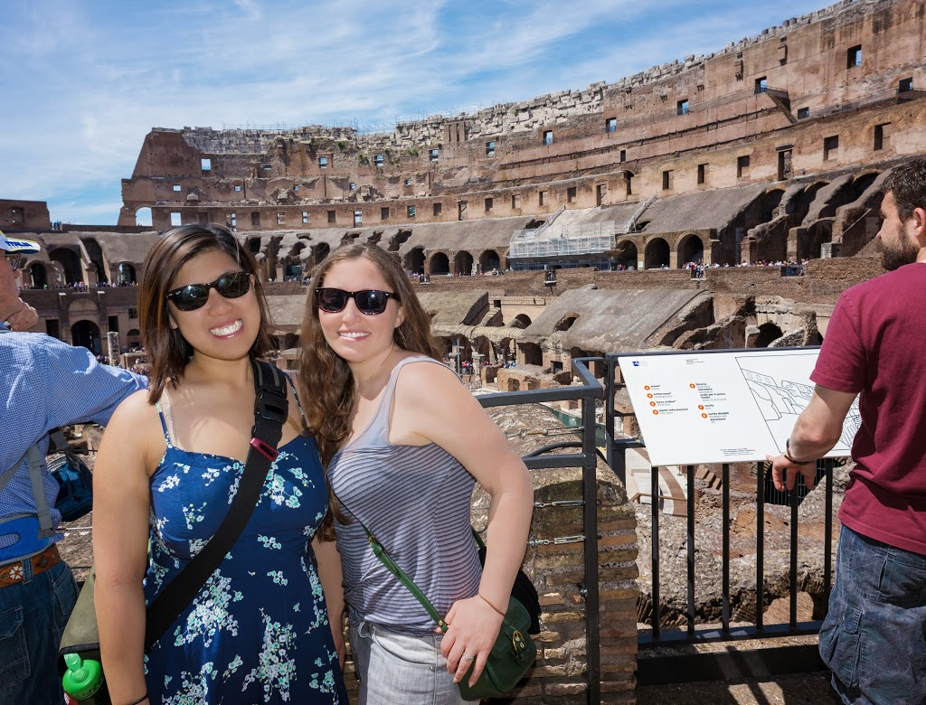 Melissa's Visit to Rome