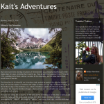 Kait's Adventures has moved from Blogger to WordPress