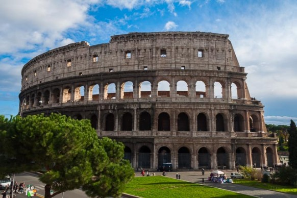 Rome in a Day, a Week, or a Lifetime