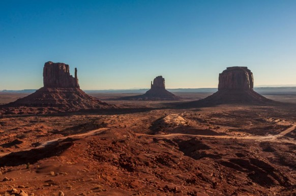 SW Parks Trip – Monument Valley