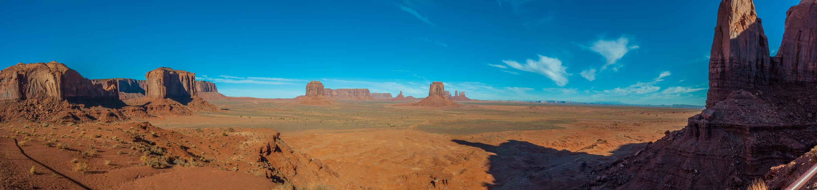 Monument Valley Navajo Tribal Park, Arizonia and Utah, USA