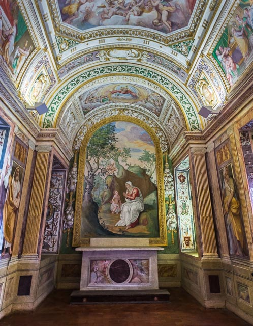 Cardinal's Chapel