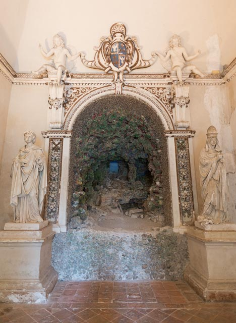 """Venus Room or """"Sala di Venere"""" in Villa d'Este in Tivoli, Lazio, Italy"""