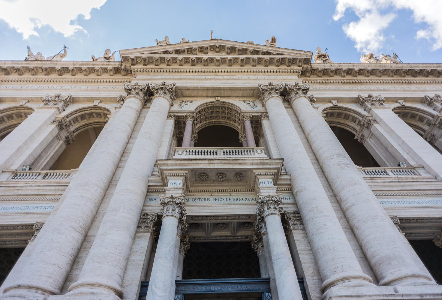 San Giovanni Cathedral, Rome.